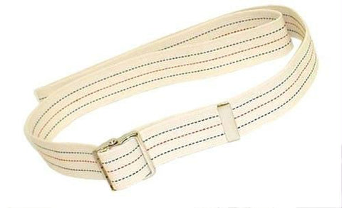 Picture of Gait Belt w/Metal Buckle 2x72  Striped