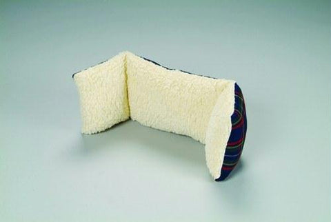 Picture of Backrest  Tri-Sect. Imitation Sheepskin