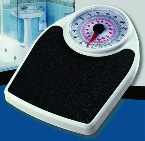 Picture of Personal Large Face Dial Floor Scale  330# Capacity