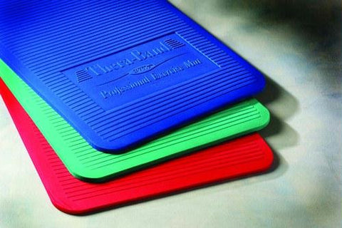 Picture of TheraBand Exercise Mat Blue 24 x75 x1