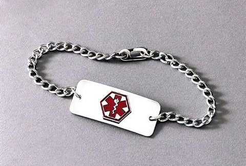 Picture of Medical Identification Jewelry-Bracelet- Penicillin
