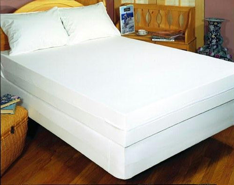 Picture of Mattress Cover - Zippered King 12  Deep 78x80x12