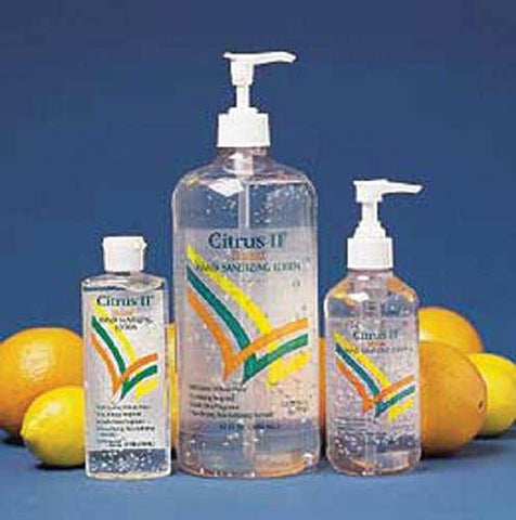 Picture of Citrus II Instant Hand Sanitizing Lotion  8oz Bottle