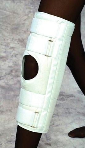 Picture of Knee Immobilizer Deluxe 16  X-Large