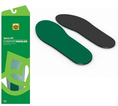 Spenco Standard Full Insoles Size W 7-8  M 6-7