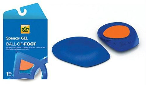 Picture of Performance Gel Metatarsal Arch (Ball of Foot) Cushions