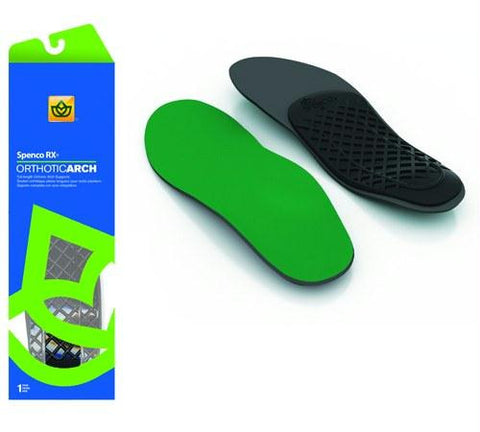 Picture of Orthotic Arch Supports Full Length SizeW 11-12  M 10-11