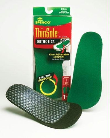 Picture of Spenco Thinsole Full Insole M 12/13