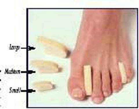 Picture of Toe Separator X-Large Bx/12