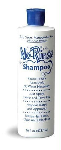 Picture of No-Rinse Shampoo 16oz