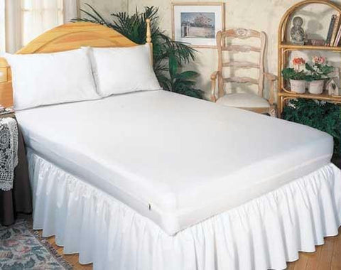 Picture of Mattress Protector-Contour- Twin 39 x75 x9