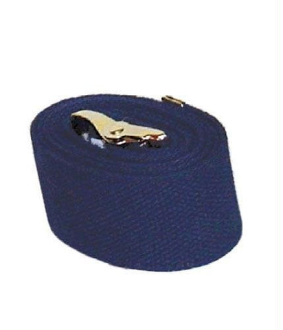 Picture of Gait Belt w/Metal Buckle 2x48  Blue