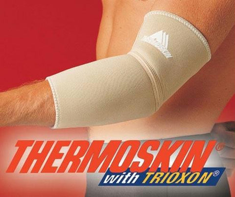 Picture of Thermoskin Elbow Support Small  9 -10.25   Beige
