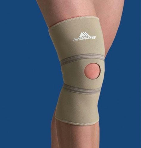 Picture of Thermoskin Knee Patella Large Beige