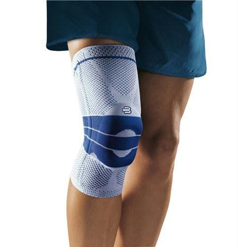 Picture of GenuTrain Active Knee Support Size 1  Titanium Gray