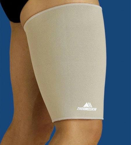 Picture of Thermoskin Thigh/Hamstring Beige  X-Large