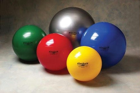 Picture of Thera-Band Exercise Ball- 34 - 85 Cm- Silver (Bagged)