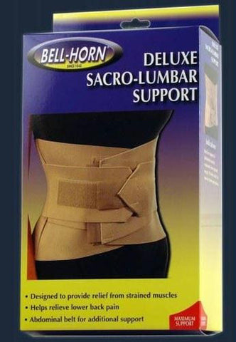 Picture of Sacro-Lumbar Support  Deluxe Large  36 -42