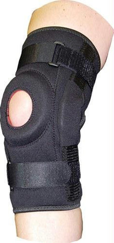 Picture of Hinged Patella Knee Wrap Large/Extra Large