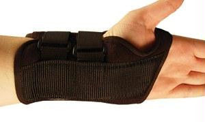 Picture of Wrist Stabilizer Black Left Universal