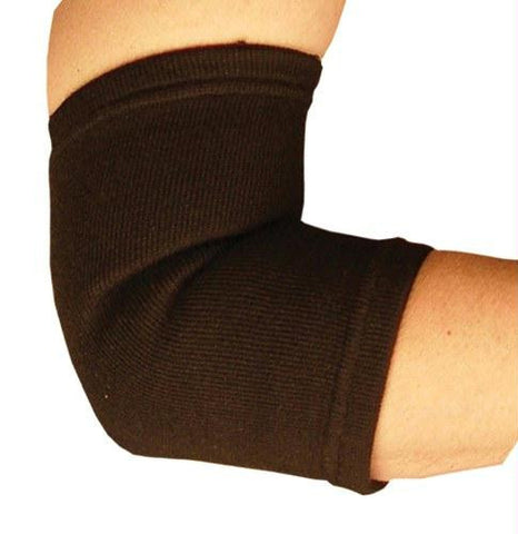 Picture of Elastic Elbow Black Large  12 -13