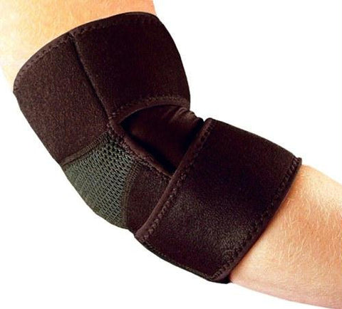 Picture of Elbow Wrap Black Universal