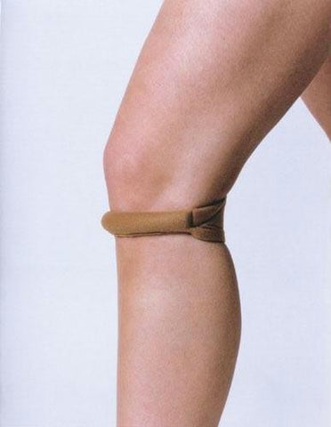 Picture of Cho-Pat Knee Strap  Medium Tan