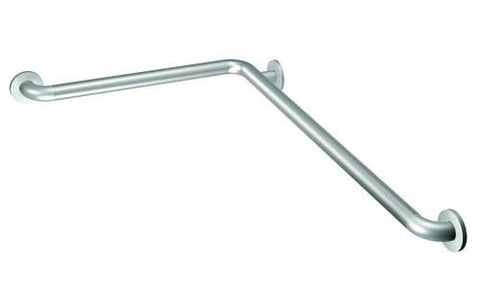 Picture of Moen L-Shaped Peened Grab Bar w/ SecureMount  16  x 32