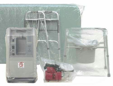 Picture of Equipment Bags Plastic for Commodes etc.30 x12 x45 RL/100