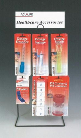 Picture of Countertop Display Rack w/Dosing Aids (31 pcs)