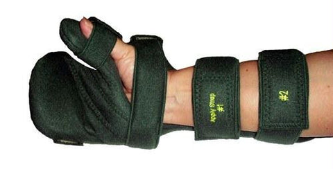 Picture of Dorsal Hand Splint  Right Medium/Large  8  or over