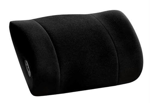 Picture of Lumbar Support with Massage Obusforme  Black(Side to Side)