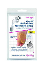 Visco-GEL? Ball-of-Foot Protection Sleeve Large Right