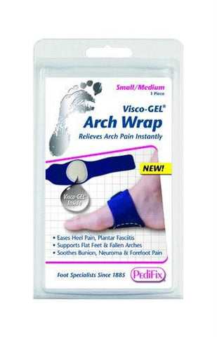 Picture of Visco-GEL Arch Support Wrap Small/Medium