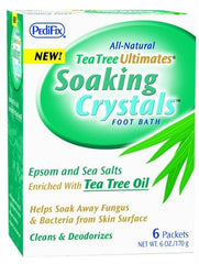 Tea Tree Ultimates Soothing Crystals 1 oz packets 6/Pkg