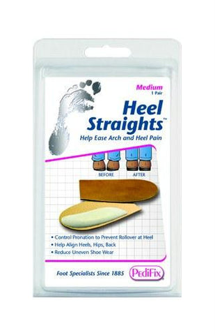 Picture of Heel Straights Medium Pair