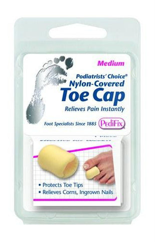 Picture of Nylon Covered Toe Cap Large (Each)