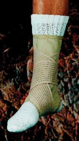 Picture of Double Strap Ankle Support Large 9 1/2 -11  Sportaid
