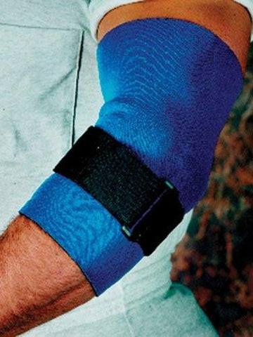 Picture of Tennis Elbow Sleeve Neoprene Small 9 -10  Sportaid