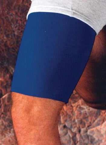 Picture of Neoprene Slip-On Thigh Support Med 20 -22  Sportaid