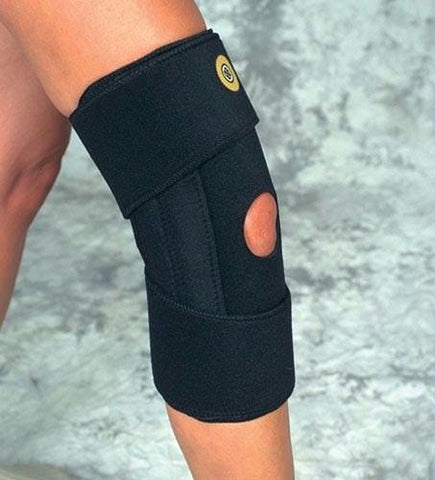 Picture of Universal Knee Wrap With Stays Sportaid