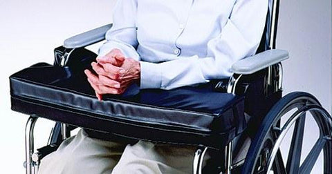 Picture of Wheelchair Lap Cushion - Full Arm (for 16-18  Wheelchairs)