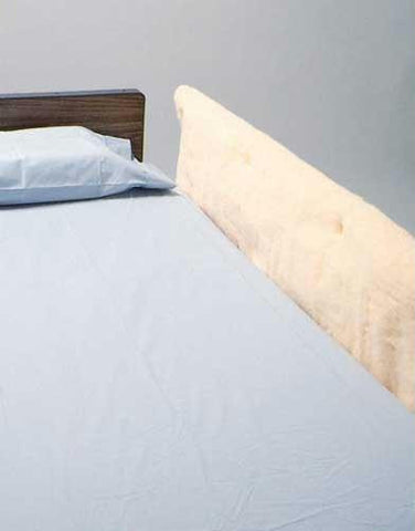 Picture of Bed Rail Pads Synthetic Sheepskin  (pr)