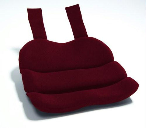 Picture of Obus Contoured Seat Cushion Burgundy  (Bagged)