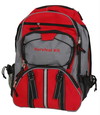 Picture of Multi-Pocket Hikers Backpack