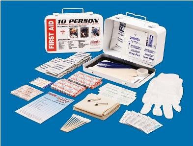 Picture of 10 Person First Aid Kit