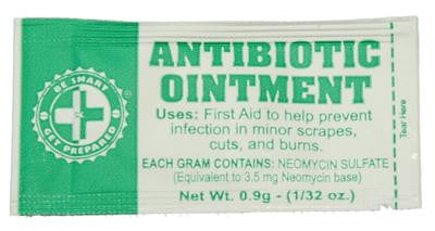 Picture of Antibiotic Ointment Packets (100 packets)