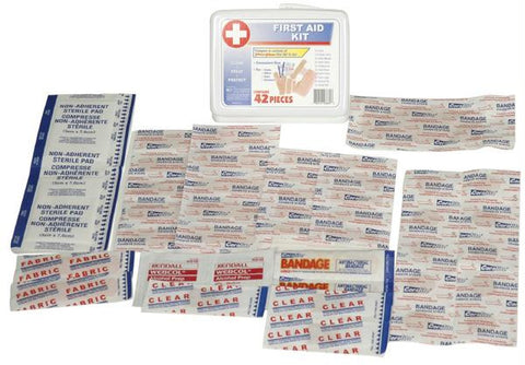 Picture of 37 Piece Portable First Aid Kit
