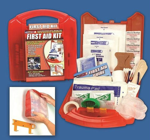 Picture of 125 Piece First Aid Kit