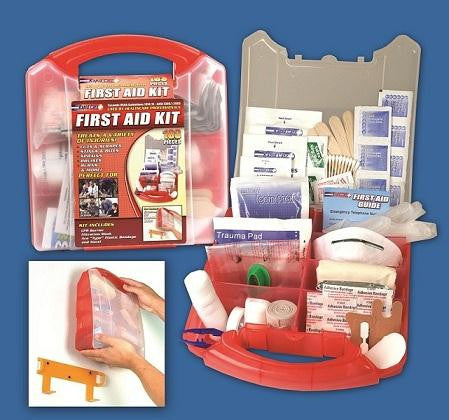 Picture of 183 Piece First Aid Kit
